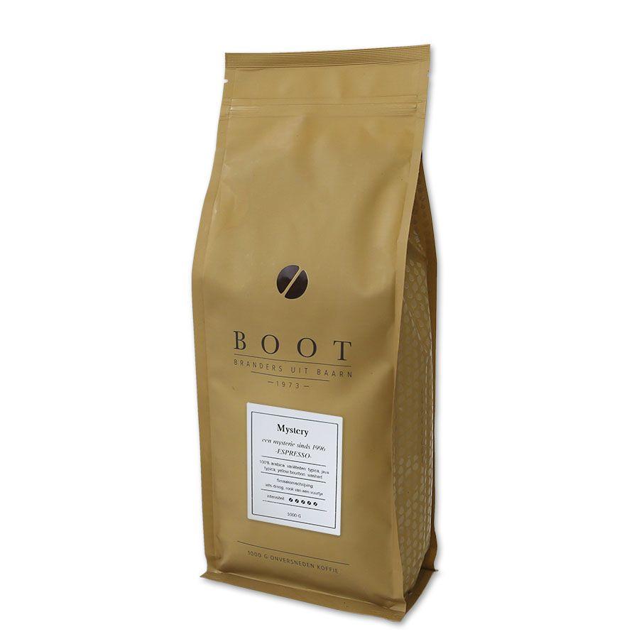 Boot Mystery Dark Roast Espresso 1000 gr