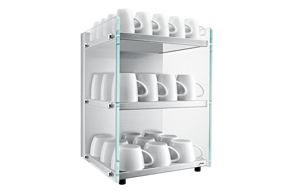 JURA Glazen Cup Warmer