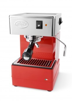 Quick Mill 820 Losse koffie - Rood