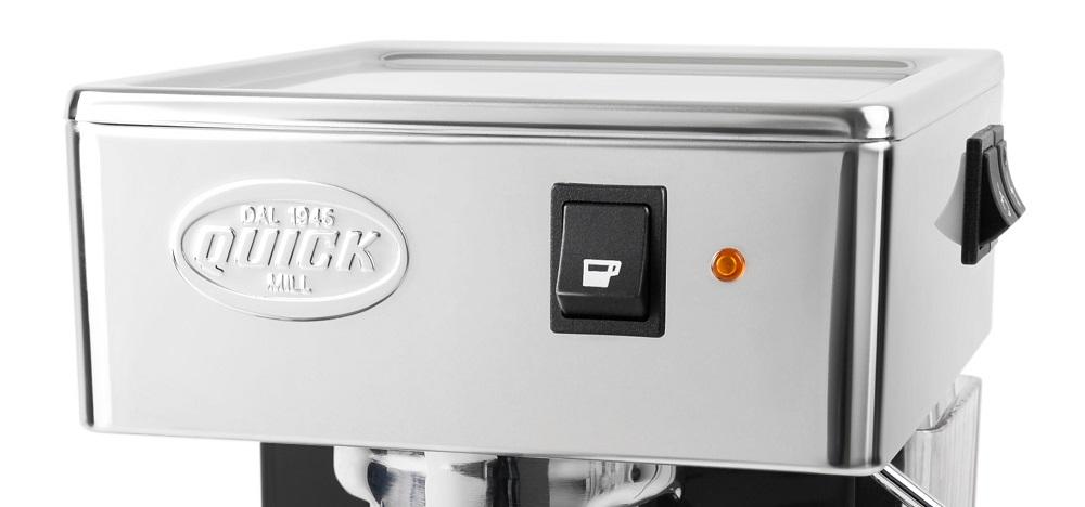 Quick Mill 820 Losse koffie - Geel