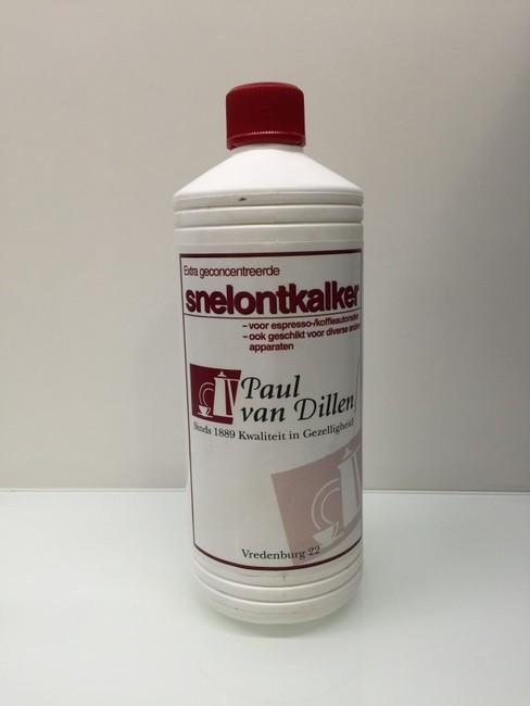 Paul van Dillen Snelontkalker