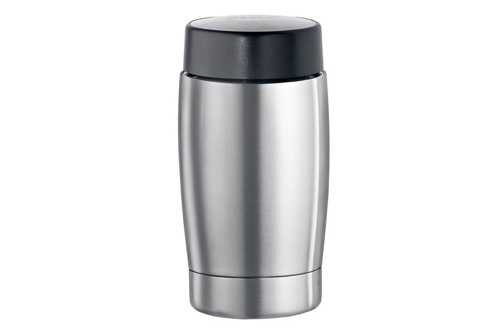 JURA Roestvrijstalen isoleer-melkhouder 0,4 l.